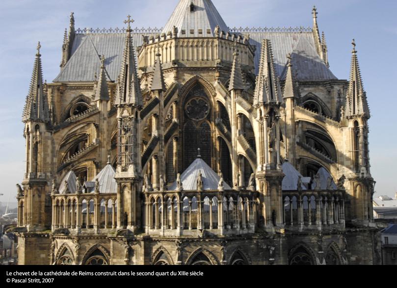 L art gothique xiie xve histoires de l 39 oeil for Art gothique